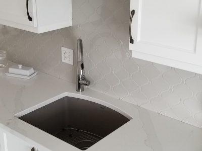 [OK-portes] cuisine matériaux renovation quartz