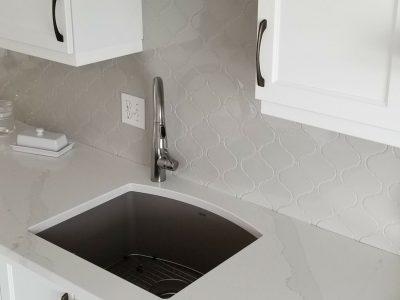 Rénovation cuisine matériaux - Quartz